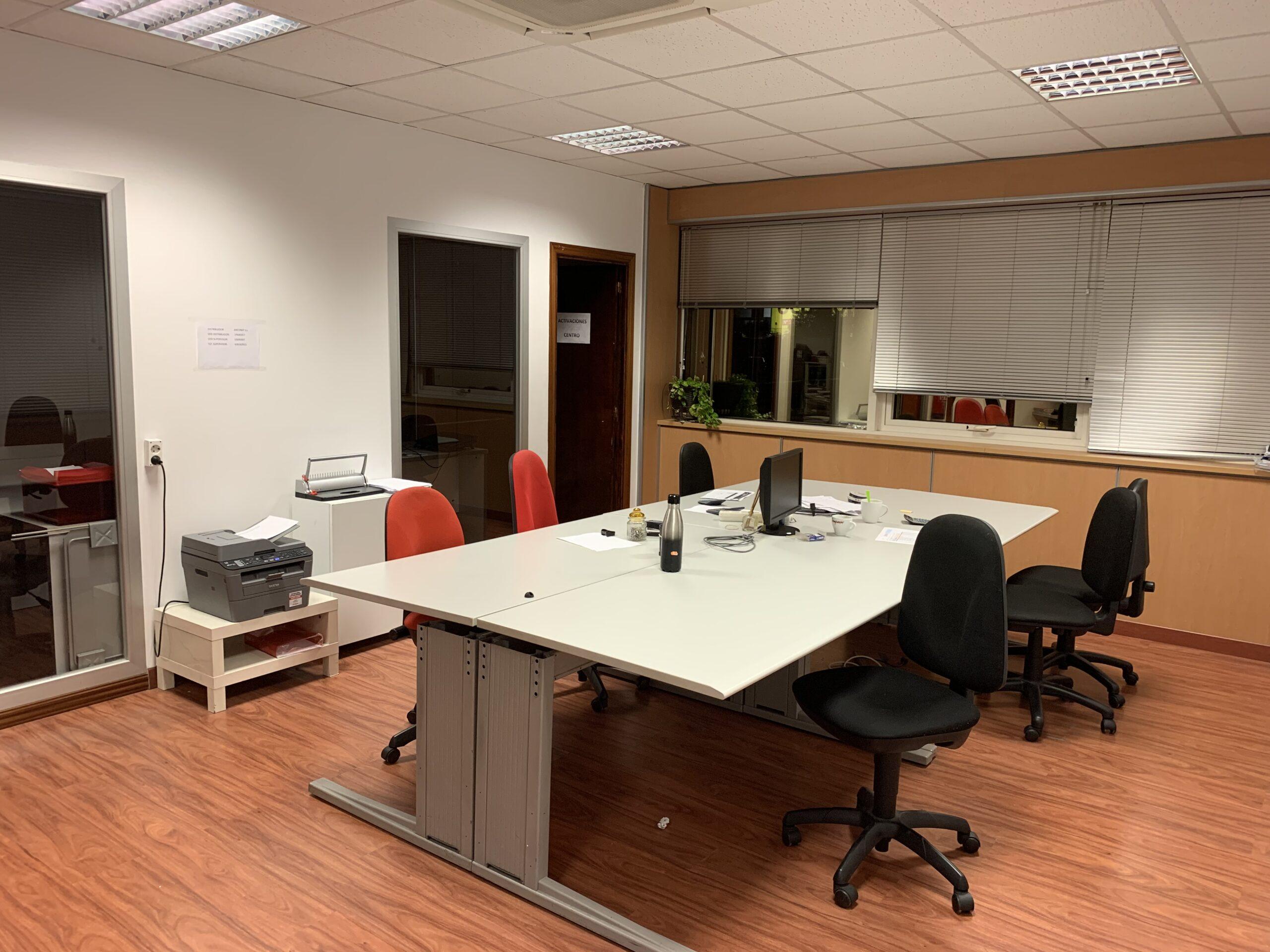 Oficina Madrid 1