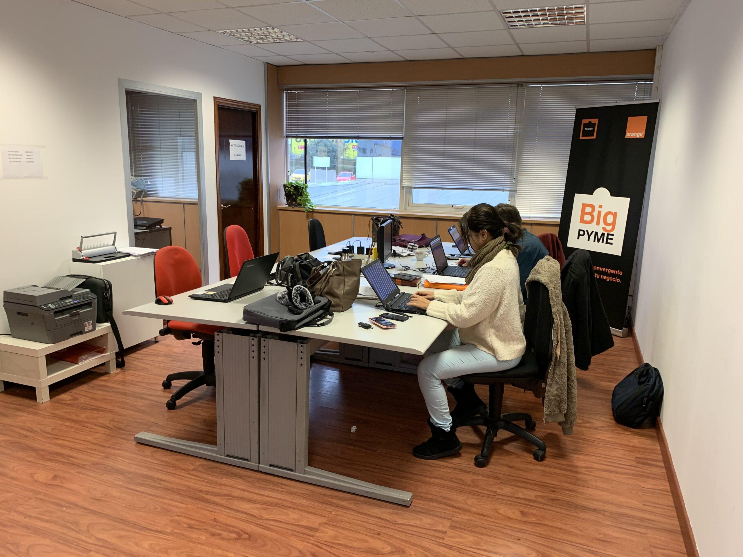 Oficina Madrid 3